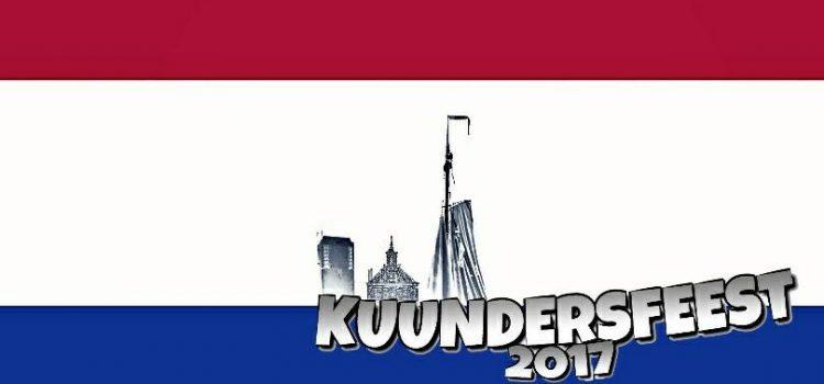 Gewijzigde openingstijden I.v.m Kuundersfeest 2017